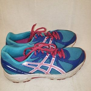 Asics womens gls sneakers T28AQ size 8 euro 39.5